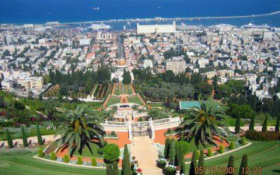 Panorama of Haifa